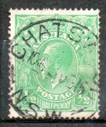 AUSTRALIE  George V 1914-23 N° 18 - Used Stamps