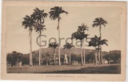 Martinique - Fort De France - La Savane - Postcards