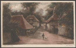 Phil Weston - Cockington Forge, Torquay, Devon, C.1930s - Postcard - Torquay