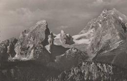 Berchtesgaden - Der Watzmann - 1953 - Berchtesgaden