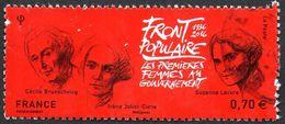 France Oblitération Cachet à Date N° 5070 - Front Populaire - Used Stamps