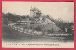 Namur - Villa Douchamps Au Faubourg St. Nicolas ( Voir Verso ) - Namur