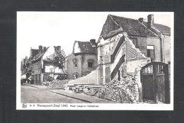 NIEUWPOORT - STAD 1940 - HOEK LANGE- EN VALKESTRAAT   - NELS  (6824) - Nieuwpoort