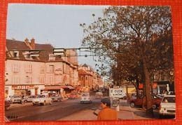 Lot De 2 Cartes De Saint-Ouen-l'Aumône : Rue Du Général Leclerc Et Clinique Médicale Du Parc - Mage - 959-21 Et 959-24 - Saint-Ouen-l'Aumône