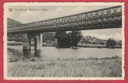 Heer - Le Pont Et Le Village ( Voir Verso ) - Hastière