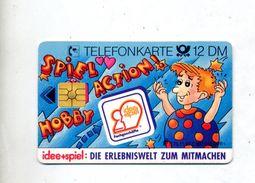 Carte 12 Dm Idee Spiel - Allemagne