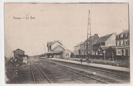 Cpa Perwez  Gare - Perwez