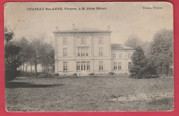 Fleurus - Château Ste-Anne ... M. Jules Bivort - 1909 ( Voir Verso ) - Fleurus