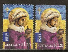 Australia Australie 200- Noel Christmas Obl - 1990-99 Elizabeth II