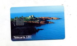 Carte 120 Cap - France