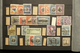 Panama  Collection 1906/1921 Dont Canal Zone - Panama
