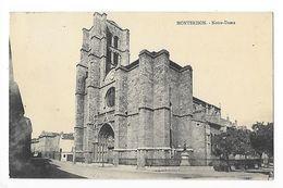 MONTBRISON  (cpa 42)  Notre-Dame  -   - L 1 - Montbrison