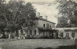 - Dpts Div.-ref-WW596- Landes - Grenade Sur L Ardour - Cuquerin - Propriete - Proprietes - Chateau - Chateaux - - Sonstige Gemeinden
