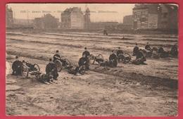 Armée Belge - Régiment Des Carabiniers - Mitrailleuses ... Tirées Par Les Chiens -1921 ( Verso Zien ) - Matériel