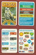 Jeu De Cartes Moto Cross - Gesellschaftsspiele