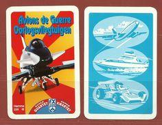 Jeu De Cartes Avion De Guerre - Autres