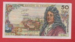 Racine  -  50 Francs 2/4/1970  --état  TB+ - 1962-1997 ''Francs''