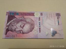 1000 Escudos 2007 - Capo Verde