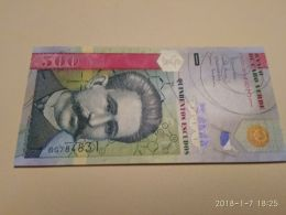 500 Escudos 2007 - Capo Verde