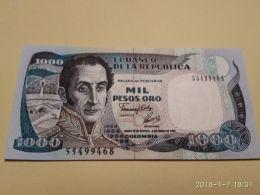 100 Pesos Oro 1993 - Colombia