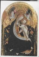 PISANELLO - LA MADONNA DELLA QUAGLIA - MUSEO CASTELVECCHIO VERONA - VIAGGIATA 1978 DA MORDANO (BO) - Vergine Maria E Madonne