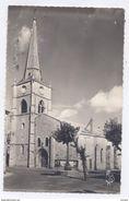 USSON En Forez L'église Et Le Clocher- Circulée 1957 - Format 9x14 - Frankrijk