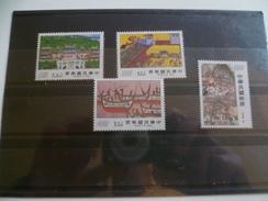 TIMBRE CHINE FORMOSE N° 1138 / 1141 NEUF ** - 1945-... République De Chine