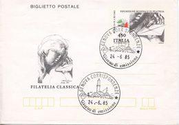 ITALY - 1985 SPECIAL CANCEL   FDC3090 - 6. 1946-.. República