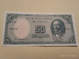 50 Pesos 1960-61 - Cile