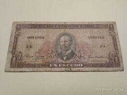 1 Escudo 1964 - Cile