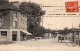 94 BRY-sur-MARNE   Vue Sur Le Pont - Bry Sur Marne