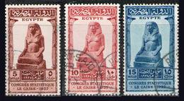 EGYPT 1927 - Set Used - Egypt