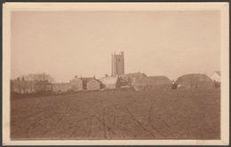 St Buryan Village And Church, Cornwall, C.1910s - RP Postcard - England