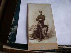 Old Cardboard Kecskemet Fanto Militaria - Oud (voor 1900)
