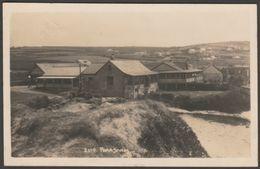 Praa Sands, Cornwall, 1935 - Hawke RP Postcard - England