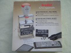 Trodat 4253 Typomatic  - Mini-imprimerie Automatique - Sellos
