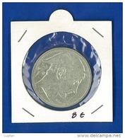 Belgio 50 Franchi, 1949 - SPL - ARGENTO - 1945-1951: Reggenza
