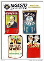 Bulletin Du Club De Collectionneurs Gambrinus France N°92 (Biere & Brasserie) De L'année 2004 - Other Collections