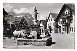 ALLEMAGNE  -  PARTENKIRCHEN - Antoniusbrunnen -     - L 1 - Allemagne
