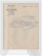 31 - 528 MARTRES TOLOSANE HAUTE GARONNE 1954 Moulin Modele VITAL Et  COURTIADE Minotiers - Moulin ˆ Cylindres - Agriculture