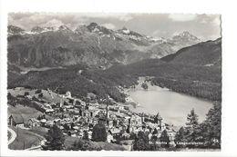 19005 - St. Moritz Mit Languardkette - GR Grisons