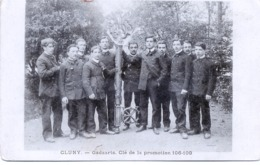 71 - Cluny - Gadzarts . Clé De La Promotion 106-109 . - Cluny