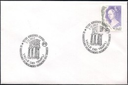 Italia Italy (2017) Annullo Speciale/special Postmark: Agrigento; Valle Dei Templi (UNESCO Heritege) - Archeologia