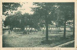 - Dpts Div.-ref-WW569- Indre Et Loire - Camp Du Ruchard - Place D Armes -  Camps Militaires - Militaria - Carte Bon Etat - Other Municipalities