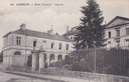 Carte 1920 ALENçON / ECOLE NORMALE - GARçONS - Alencon