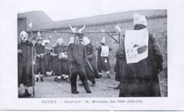 71 - Cluny - Gadz'Art (4)Monome Des 508 (108 -111) . - Cluny