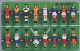NL.- Telefoonkaart. 10 GULDEN. KPN Telecom. Voetbal. Football. België & Nederland 10 Juni-2 Juli 2000. A406446336 - Sport