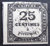 Lot R1510/264 - TIMBRE TAXE N°5 - CàD Du 6 NOV 1871 - Cote : 65,00 € - Portomarken