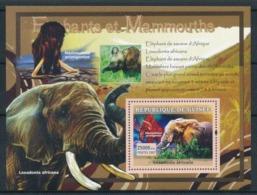 Guinée 2007 Prehistory Prehistoire Mammuthus Primeginius - Prehistory