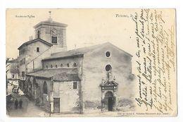 TREVOUX  (cpa 01) Ancienne Eglise   -     - L 1 - Trévoux